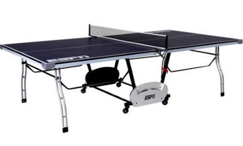 ESPN 4-Piece Table Tennis Table