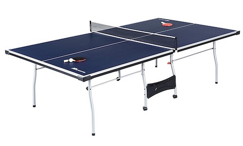 MD Sports 4-Piece Indoor ping pong table