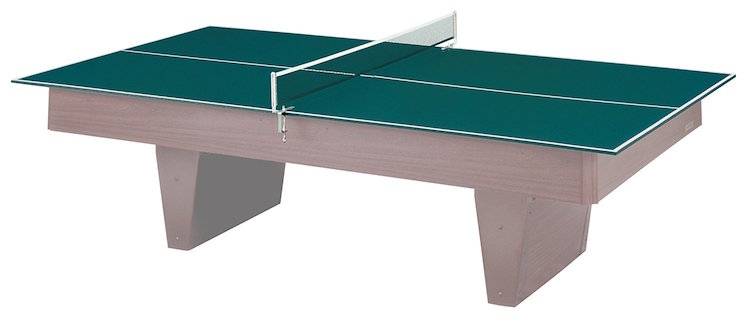 STIGA Duo Best Ping Pong Top With Conversion