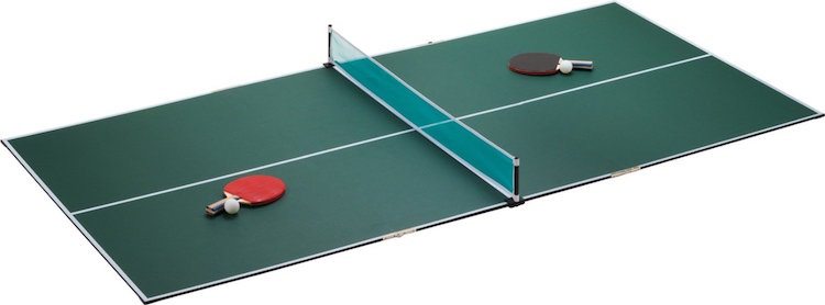 Viper Portable Tri-Fold Ping Pong and Game Table Top