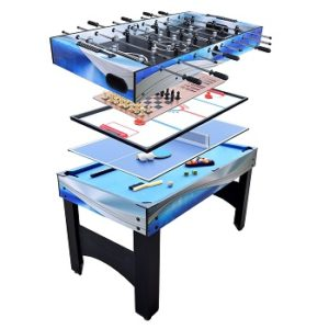 Hathaway Matrix 54 7-in-1 Multi-Game Table