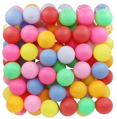 TADICK Beer Ping Pong Balls
